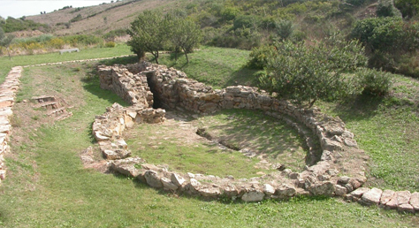 The Holy Well of Sa Testa