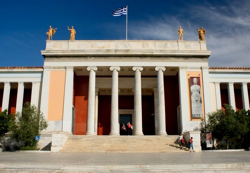 The National Archaeological Museum