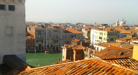 Venice from another point of view