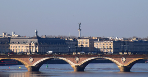 The Bridges of Bordeaux