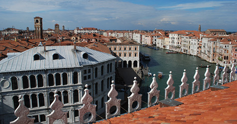 "The ""altane"" of Venice"