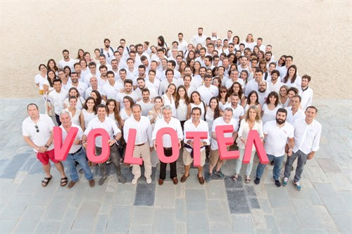 Volotea _Employees